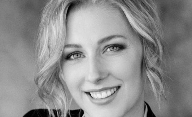 Podcast-Moderatorin Anke Mitschele