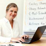 Moderatorin Antje Schmid buchen 6